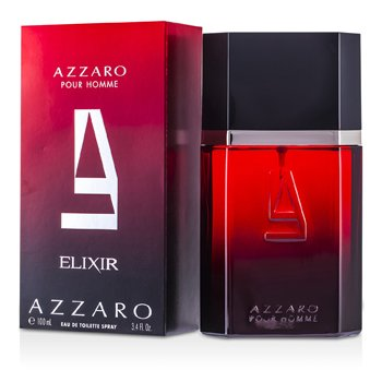 Loris Azzaro Azzaro Elixir Eau De Toilette Spray  100ml/3.4oz