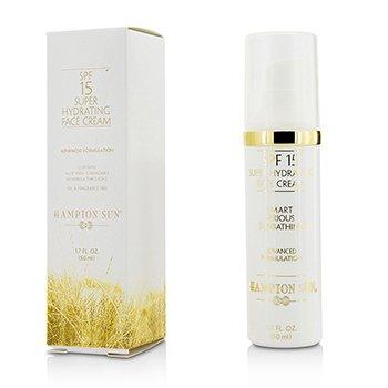 Hampton Sun SPF 15 Super Hydrating Face Cream 50ml/1.7oz