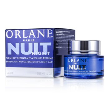 OrlaneExtreme Anti-Wrinkle Regenerating Night Care 50ml/1.7oz