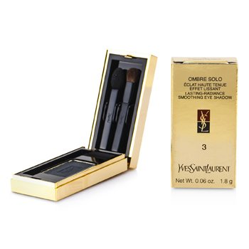 Yves Saint Laurent Ombre Solo Lasting Radiance Smoothing Eye Shadow – # 03 Persian Blue 1.8g/0.06oz