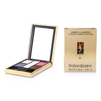Yves Saint LaurentOmbres 5 Lumieres (5 Colour Harmony for Eyes) - No. 10 Riviera 8.5g/0.29oz