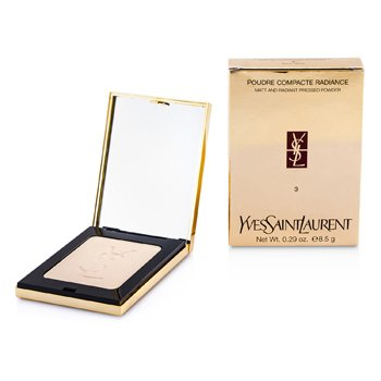 Yves Saint LaurentPoudre Compacte Radiance Matt & Radiant Pressed Powder - # 03 Beige 8.5g/0.29oz