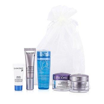 LancomeSet de Viaje: T�nico Hidratante + Crema Moldeadora + Serum Moldeador + Crema Reafirmante Noche + Suero de Ojos 5pcs