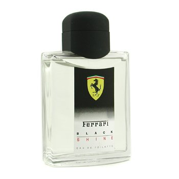 FerrariBlack Shine Eau De Toilette Spray 125ml/4.2oz
