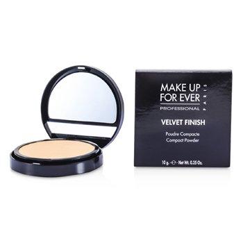 Make Up For Ever Velvet Finish Compact Powder - #3 (Medium Beige) 10g/0.35oz