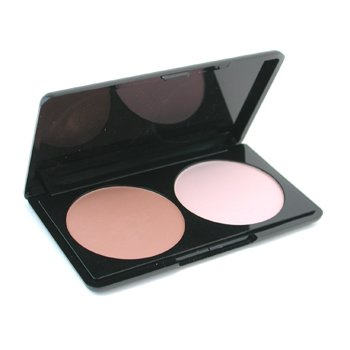 Make Up For Ever Sculpting Kit - #1 (Light Pink) 2 x 5.5g/0.17oz