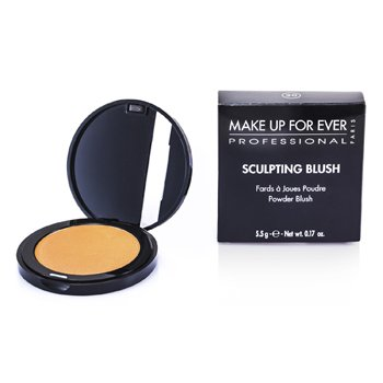 Make Up For Ever Sculpting Blush Rubor en Polvo - #20 ( Satin Blood Orange )  5.5g/0.17oz