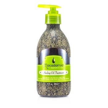 Macadamia Natural OilTratamiento Sanador en Aceite (Para Todo tipo de Cabello) 300ml/10oz