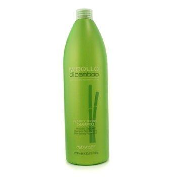 AlfaParf Shampoo Midollo Di Bamboo Restructuring  1000ml/33.8oz