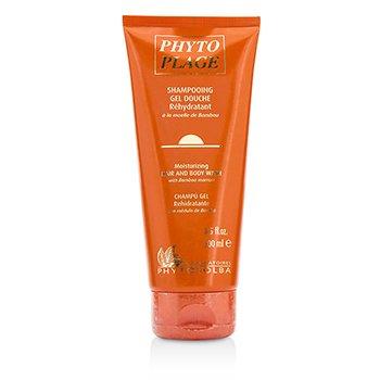 PhytoPhytosolba Phyto Plage Moisturizing Hair & Body Wash 200ml/6.5oz