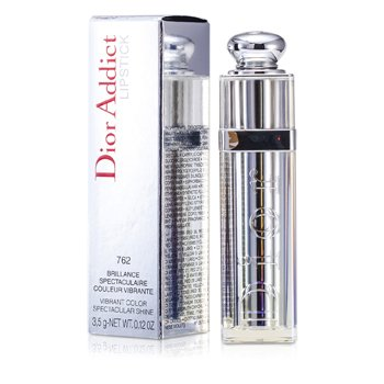 Christian Dior Dior Addict Be Iconic Vibrant Color Spectacular Shine Lipstick - No. 762 Paris 3.5g/0.12oz