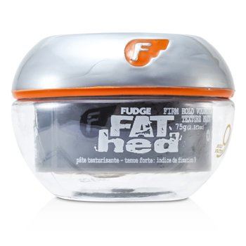 FudgeFat Hed (Firm Hold Volumising Texture Paste) 75g/2.5oz