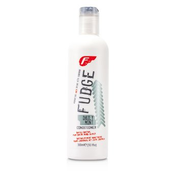 FudgeDaily Mint Conditioner (Daily Detox For Hair & Scalp) 300ml/10.1oz