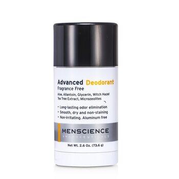 Advanced Deodorant - Fragrance Free Menscience Advanced Deodorant - Fragrance Free 73.6g/2.6oz