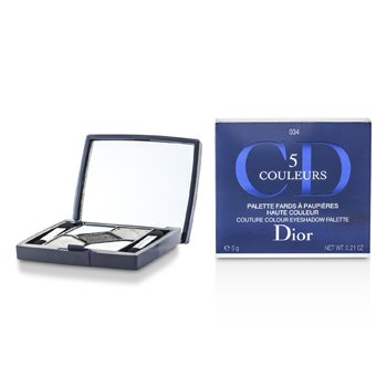 Christian Dior5 Color Couture Colour Eyeshadow Palette - No. 034 Gris Gris 6g/0.21oz