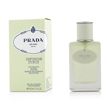 Prada Infusion D'Iris Eau De Toilette Spray  50ml/1.7oz