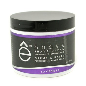 EShaveShave Cream - Lavender 120g/4oz
