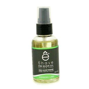 EShavePre Shave Oil - Verbena Lime 60g/2oz
