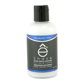 EShaveAfter Shave Soother - Fragrance Free 180g/6oz