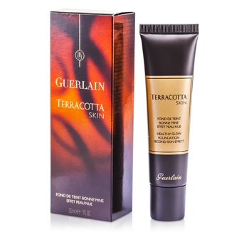 Guerlain Terracotta Skin Healthy Glow Base Maquillaje- # 01 Blondes  30ml/1oz