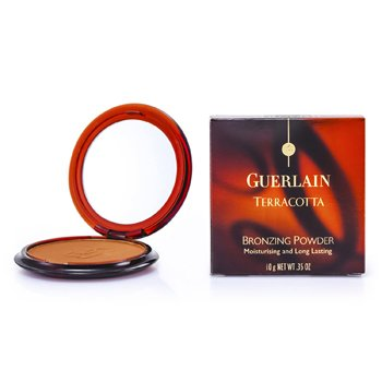 Guerlain Terracotta Bronzla�t�r�c� Pudra (Nemlendirici ve Uzun �m�rl�) - No. 04  10g/0.35oz