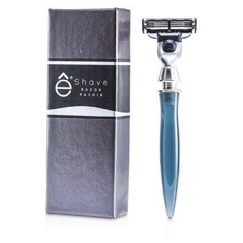 EShave3 Blade Razor - Blue 1pc
