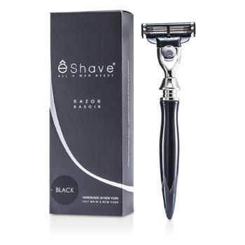 EShave3 Blade Razor - Black 1pc