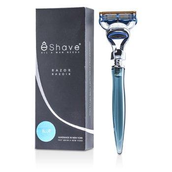EShave5 Blade Razor - Blue 1pc