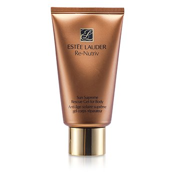 Estee Lauder Re-Nutriv Sun Supreme Rescue Gel For Body (Unboxed)  150ml/5oz