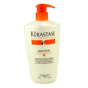 KerastaseNutritive Bain Satin 1 Champ� 500ml/16.9oz