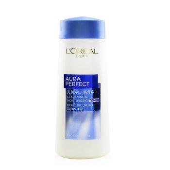 L'Oreal Dermo-Expertise White Perfect Whitening & Moisturizing Toner 200ml/6.7oz