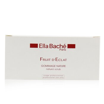Ella BacheNature's Scrub (Salon Size) 10x5g/0.18oz