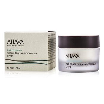 Ahava Time To Smooth Age Control All Day Moisturizer SPF15 50ml/1.7oz