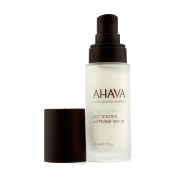 Ahava Time To Smooth Age Suero Control Intenso Antienvejecimiento  30ml/1oz