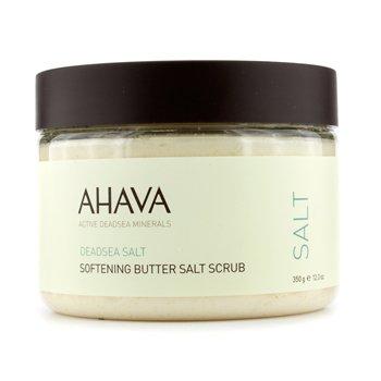 AhavaDeadsea Salt Softening Butter Salt Scrub 350g/12.3oz