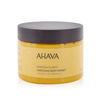 AhavaDeadsea Plants Caressing Body Sorbet 350ml/12.3oz