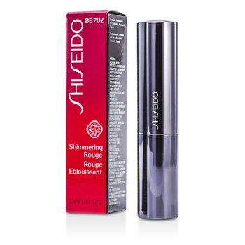 Shiseido Shimmering Rouge - # BE702 Alabaster  2.2g/0.07oz