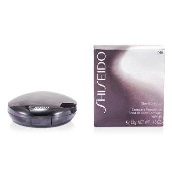 PowderThe Makeup Compact Foundation SPF15 w/ Case - D10 Natural Deep Bronze 13g/0.45oz