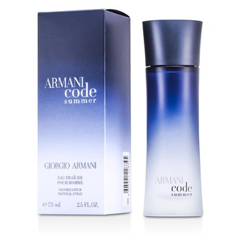 Giorgio ArmaniArmani Code Eau Fraiche Natural Spray ( Summer Edition) 75ml/2.5oz