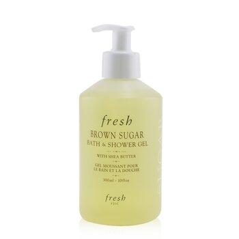 FreshBrown Sugar Shower Gel 300ml/10oz