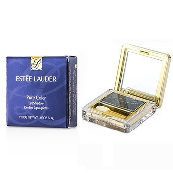 Estee Lauder New Pure Color Sombra de Ojos - # 58 Black Crystals ( Met�lico )  2.1g/0.07oz