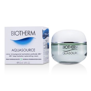 BiothermAquasource Dyp Hydrasjon Supplerende Krem ( Normal/Kombinasjonshud ) 50ml/1.69oz