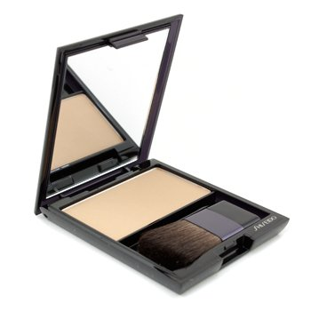 Shiseido Luminizing Satin Face Color - # BE206 Soft Beam Gold  6.5g/0.22oz
