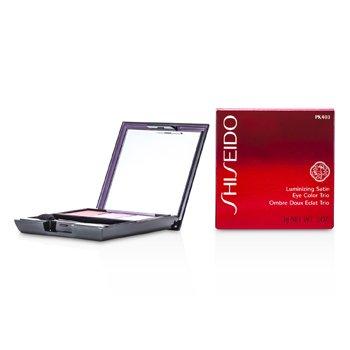ShiseidoLuminizing Satin Eye Color Trio - # PK403 Boudoir 3g/0.1oz