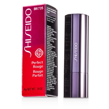 Shiseido Perfect Rouge Pintalabios - BR735 Tawny  4g/0.14oz
