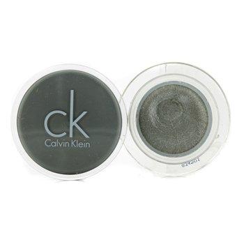 Calvin Klein Tempting Glimmer Sheer Creme EyeShadow - #305 Snakeskin Silver (Unboxed)