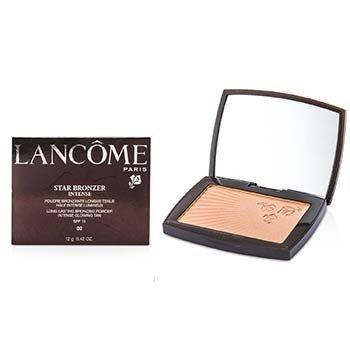 LancomeStar Bronzer Intense Long Lasting Bronzing Powder SPF10 (Intense Glowing Tan)12g/0.42oz