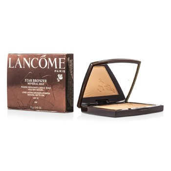 LancomeStar Bronzer Intense Long Lasting Bronzing Powder SPF10 (Intense Glowing Tan) - # 04 Eclat Ambre 12g/0.42oz
