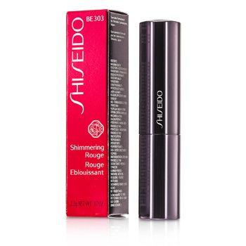 Shiseido Shimmering Rouge - # BE303 Ingenue  2.2g/0.07oz