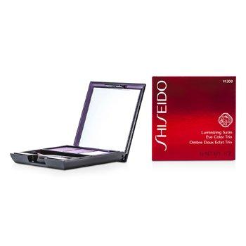 Shiseido Luminizing Satin Eye Color Trio – # VI308 Bouquet 3g/0.1oz